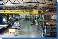 Kappers Fabricating Shop Floor