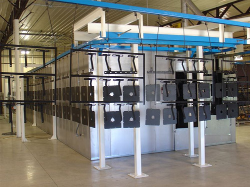powder coating services kappers fabricating inc